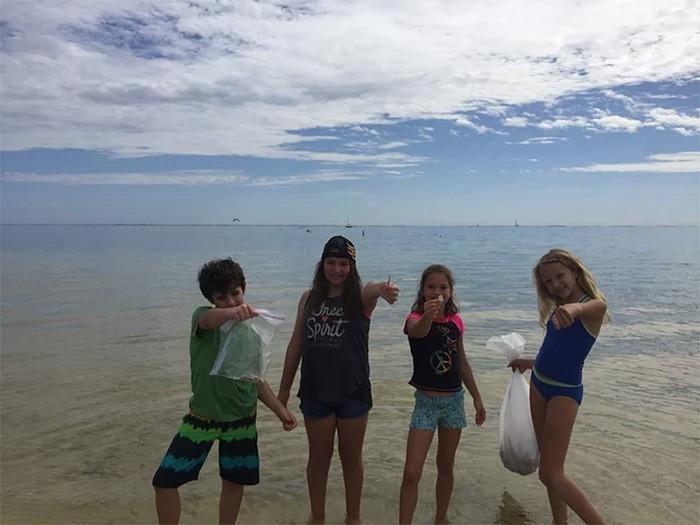 Beaches, Bonding, & BBQs-This is Our School!