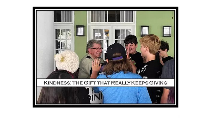 Kindness: The Gift that Really Keeps Giving